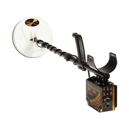 Metal detector VLF Detech EDS Gold Catcher