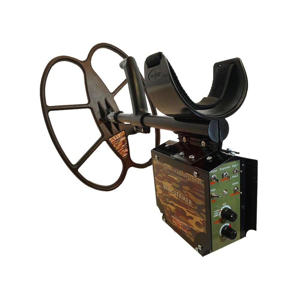 Detech Relic Striker Vlf Metal Detector Detectors Pulse Induction Circuit As Well
