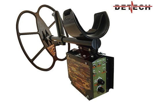 Metal detector Detech Relic Striker