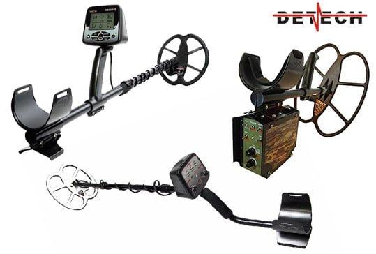 Detectoare de metale VLF Detech