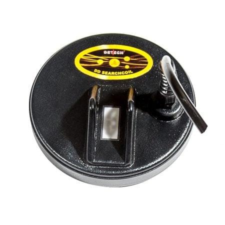 "Detech Excelerator 4.5"" coil for VLF metal detectors"