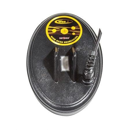 Bobină Detech SEF 4.5x7 WSS pentru detectoare de metale VLF