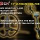 Bobina Detech Ultimate 13″ pentru Garrett ACE Apex