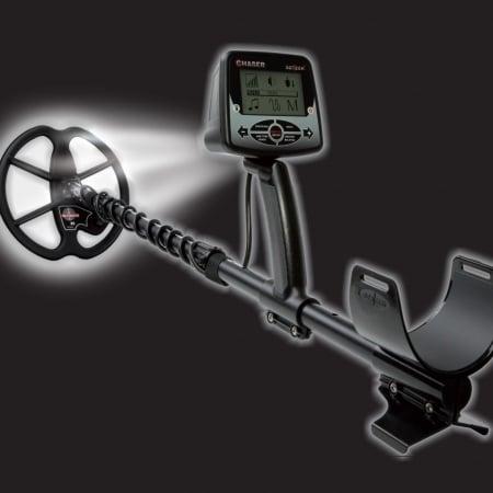 Detech Chaser 14kHz VLF metal detector