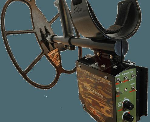 Detector de metale VLF Detech Relic Striker