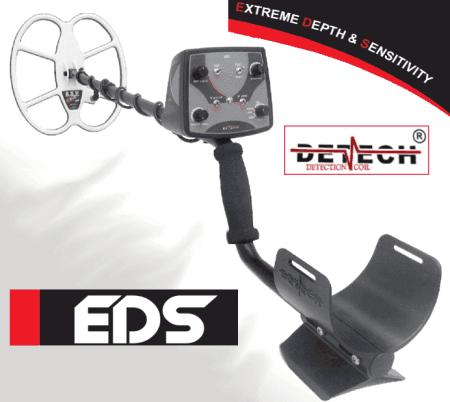 Detector de metale Detech EDS Plus II