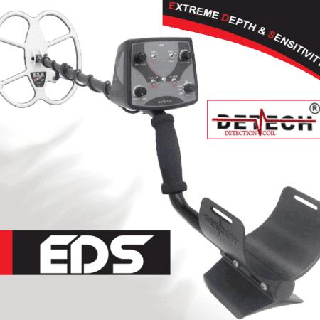 Metal detector VLF Detech EDS Plus II